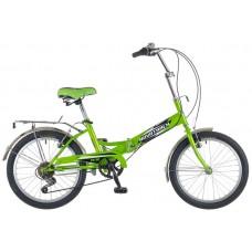 Велосипед NOVATRACK 20 складной FS30 6 скор POWER