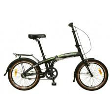 """Велосипед NOVATRACK 20"""" складной алюминиевый Nexus"""