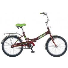 Велосипед NOVATRACK 20 складной FS30