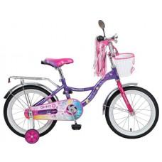 Велосипед Novatrack  20 LITTLE GIRLZZ