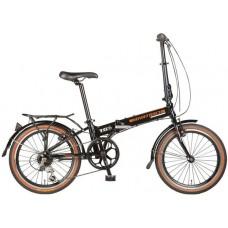 Велосипед NOVATRACK 20 складной  Shimano 6 speed