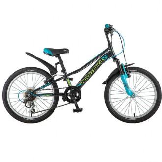 Велосипед горный подростковый NOVATRACK 20 VALIANT