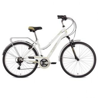 Велосипед городской женский Stinger 26 Victoria 2018