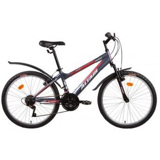 """Велосипед горный подростковый Forward Altair MTB HT 24"""""""